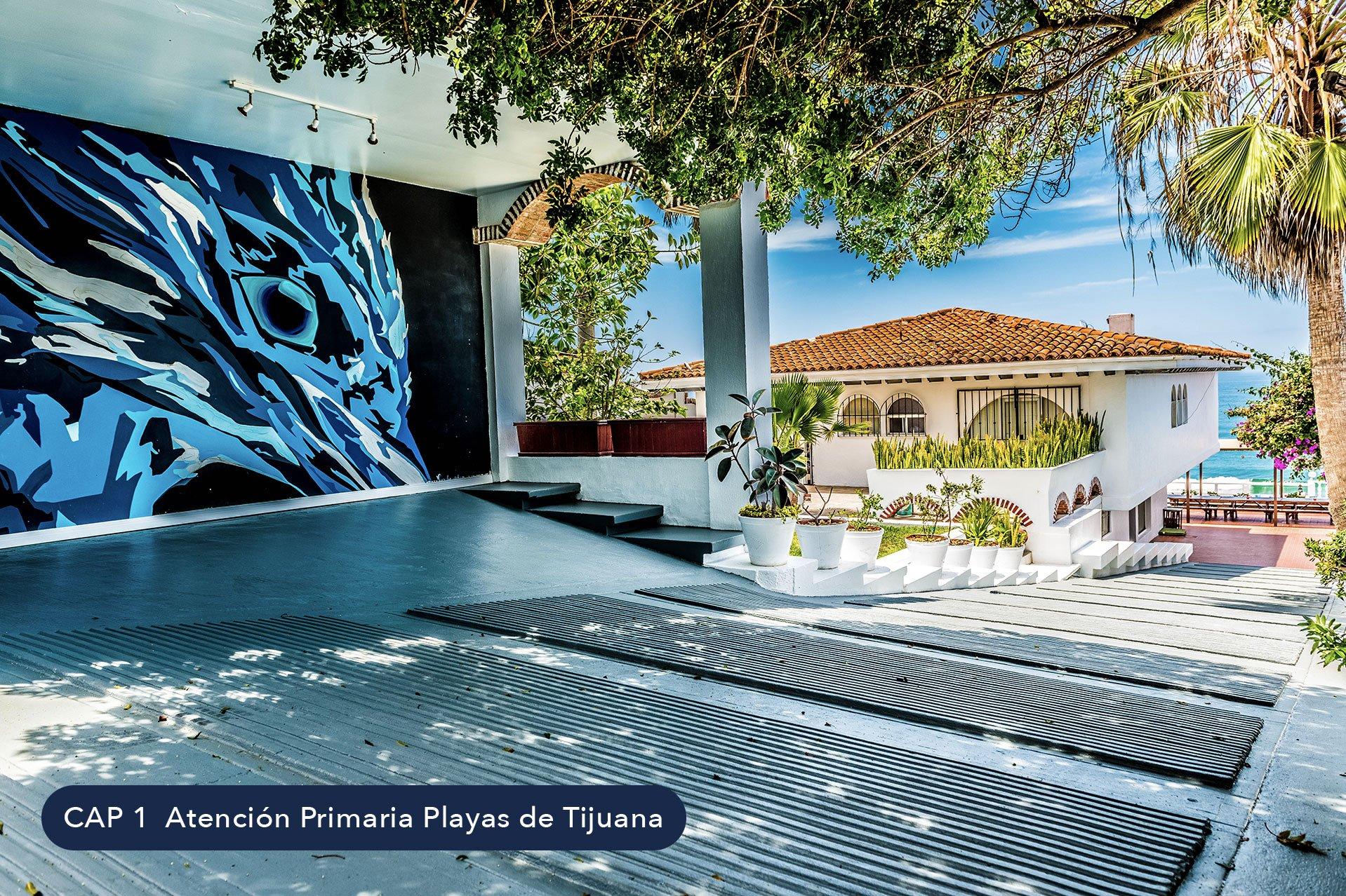 Area de Jardin Clinica Nuevo SER